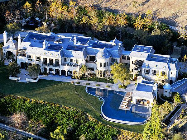 Batch 5- 15 Amazing Homes of Hollywood Celebrities- Tom Brady and Gisele Bundchen