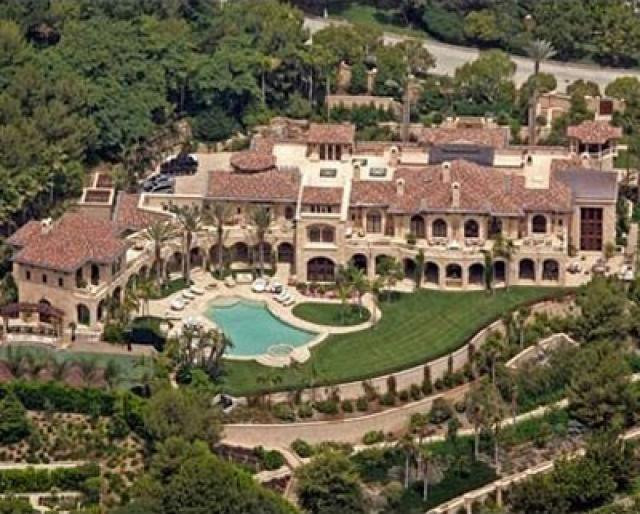 Batch 5- 15 Amazing Homes of Hollywood Celebrities- Will and Jada Pinkett Smith