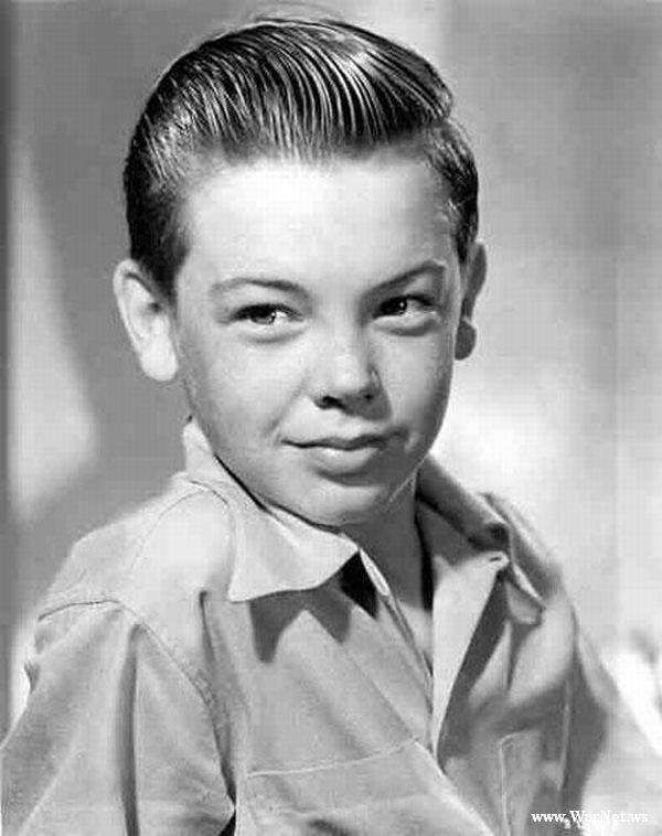 Batch 5- 15 Child Actors Who Died Way Too Early- Bobby Driscoll