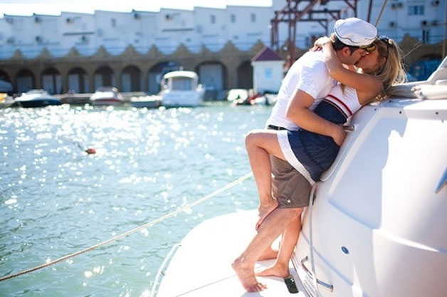 sex story boat
