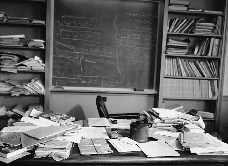 13. Einstein's Workstation