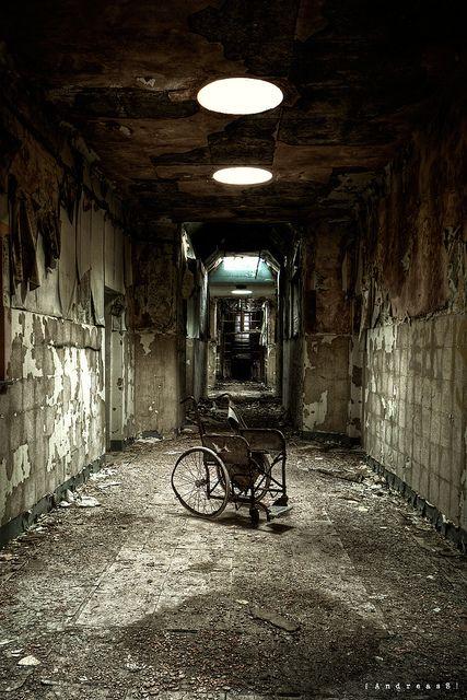 4. Eerie Asylums