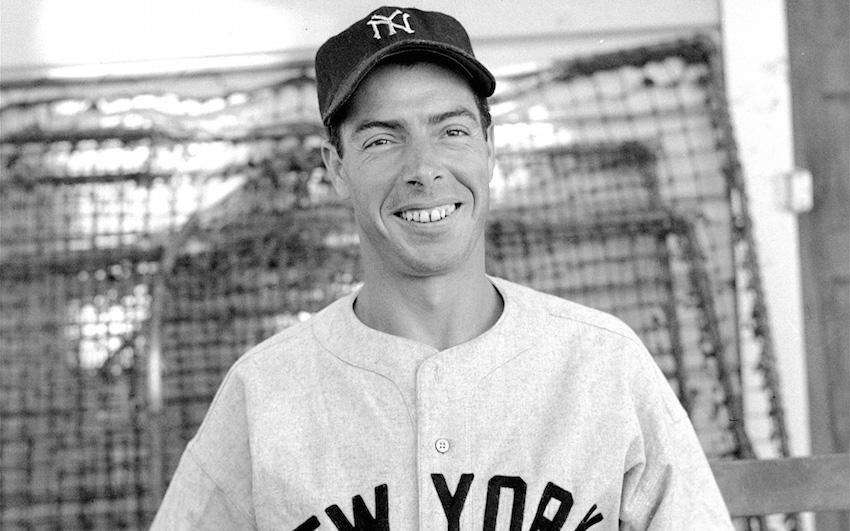 Joe DiMaggio Last Words