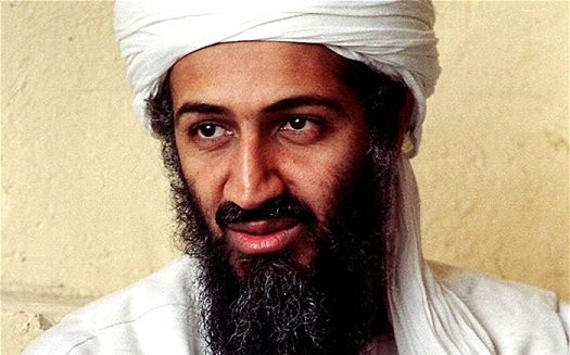 Here he is, a grown man and one of the world's most hated terrorists.