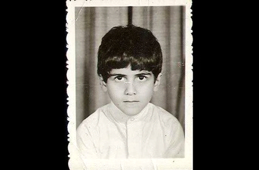 An adorable young Osama bin Laden.