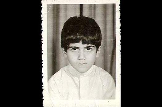 An adorable young Osama bin Laden.