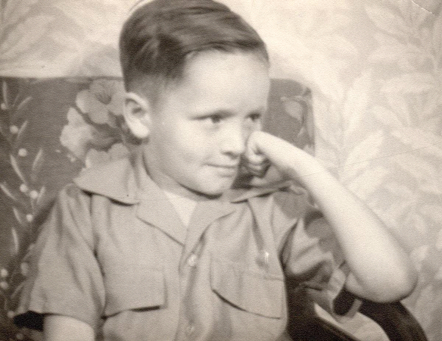 Manson was known as a very shy child.