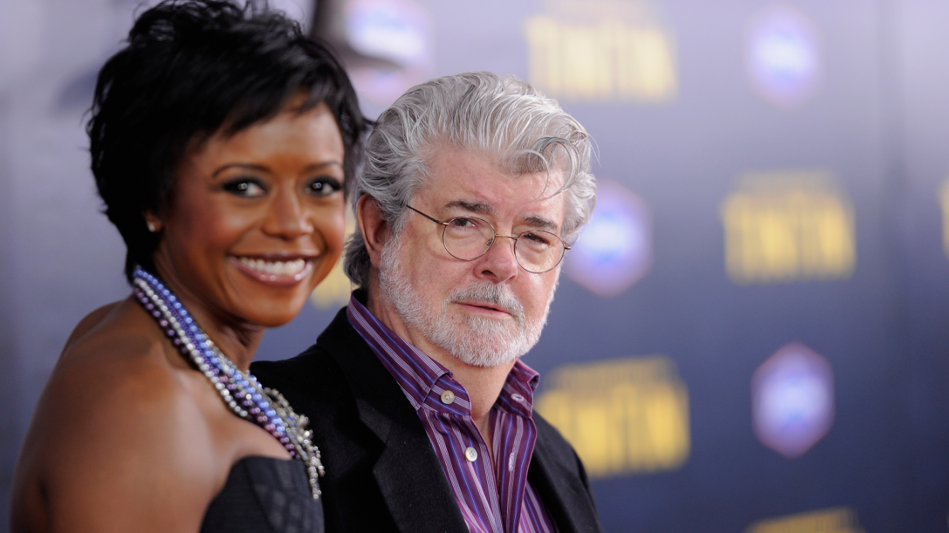 George Lucas and Mellody