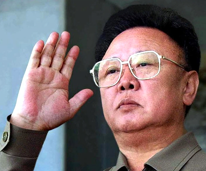 Kim Jong Il: Feared and hated by people all over.