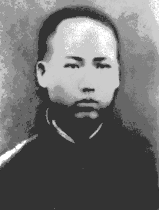 As a child, Chairman Mao looked like a straight-A student.