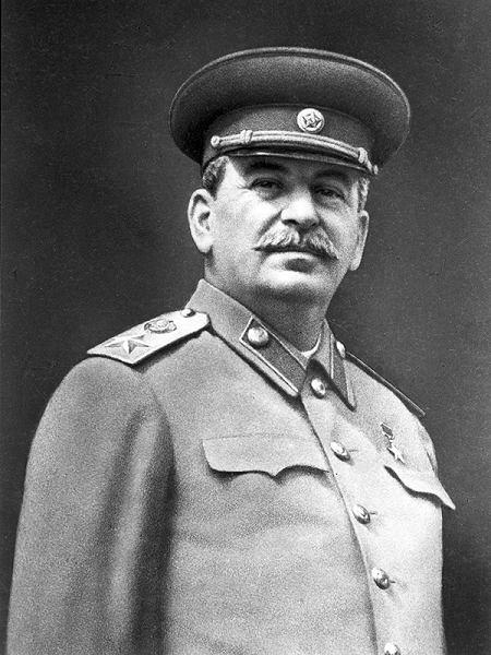 As leader of the Soviet Union, Stalin was behind the deaths of millions.