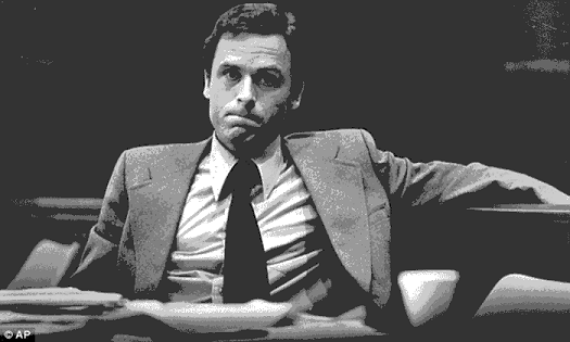 Bundy became one of the world's most prolific serial killers.
