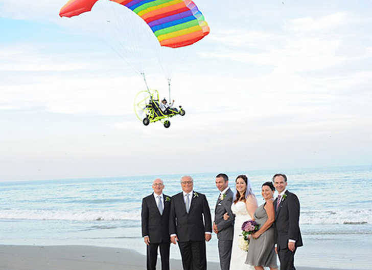 The high tech wedding fail photobom