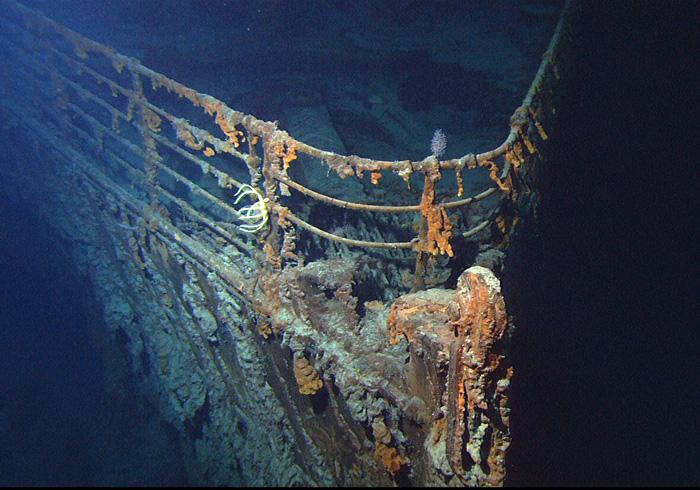Titanic Haul