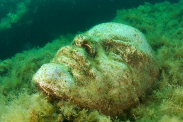 The Legendary Lost City of Heracleion