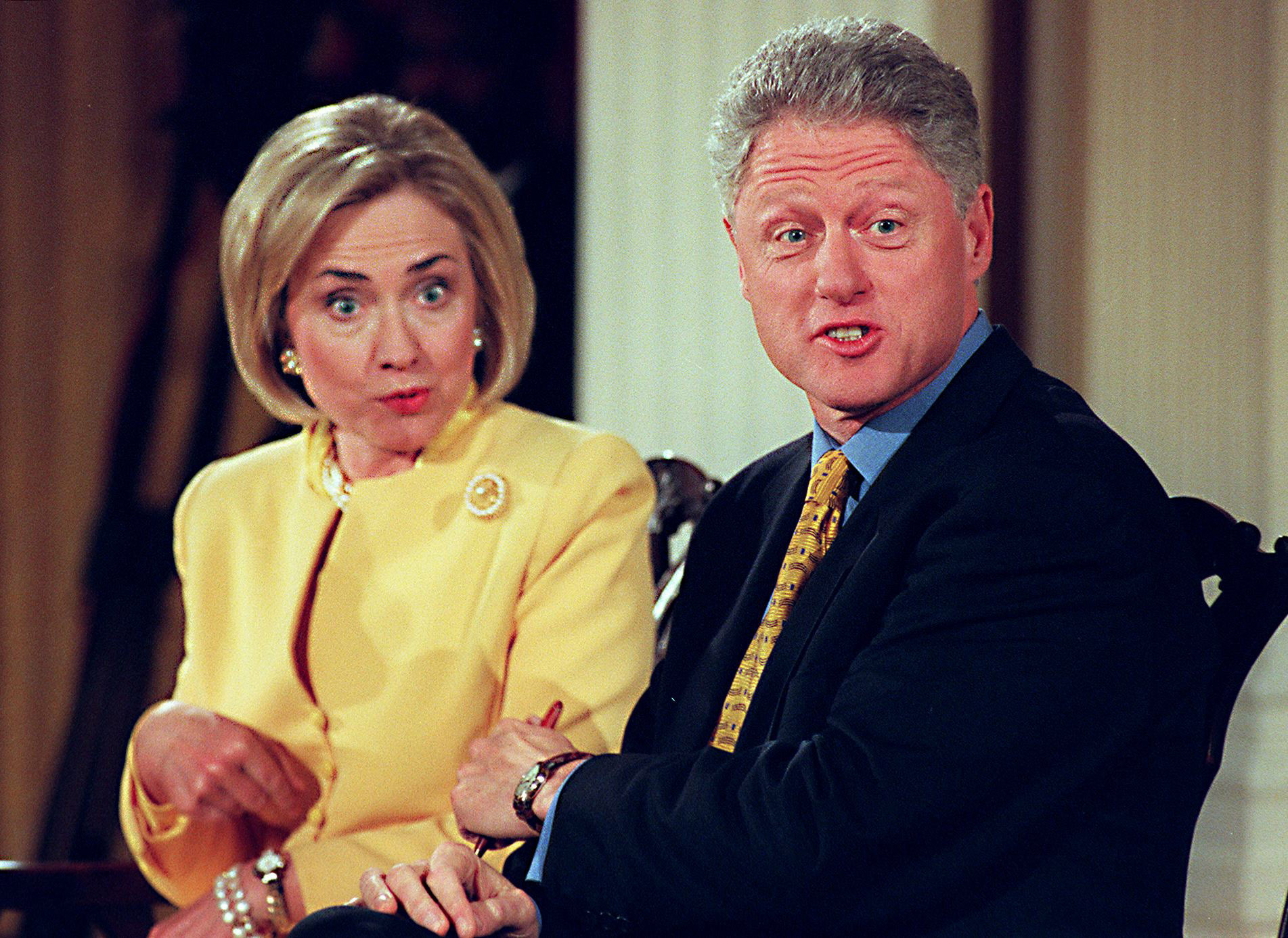 bill clintons scandalous presidency essay Signed by president bill clinton in one of to the lewinsky scandal clinton was only the bill and hillary clinton made about $240.