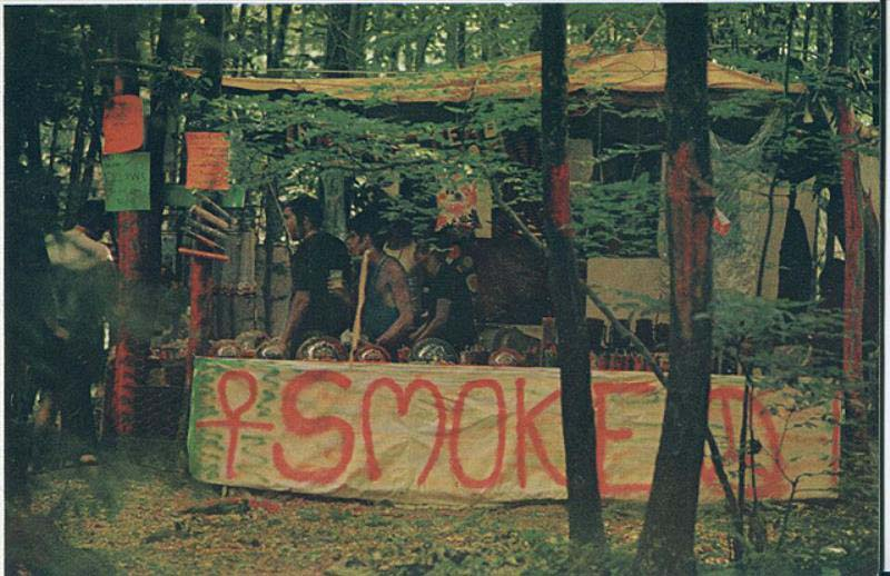 smoke camps