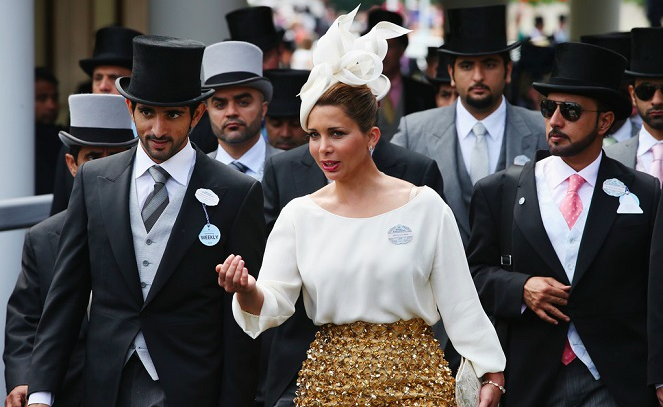Dubai ruler sues wife Princess Haya in UK's High Court ... |Jordanian Princess Haya Bint Al Hussein
