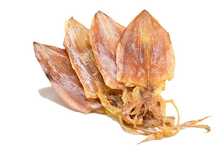 12. Dried Squid