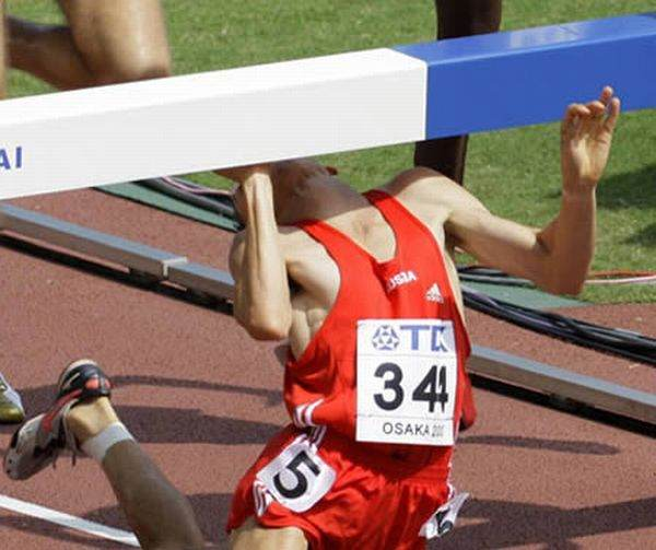 15. Trip the Hurdle
