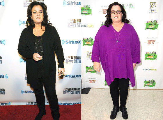 3. Rosie O'Donnell