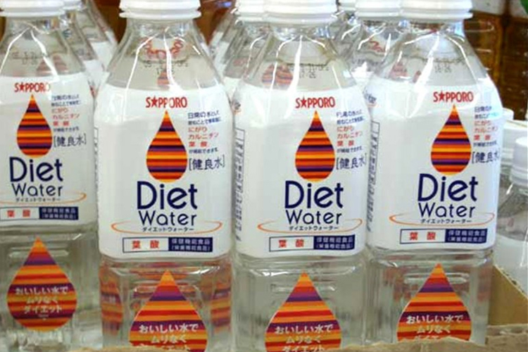 5. Diet Water