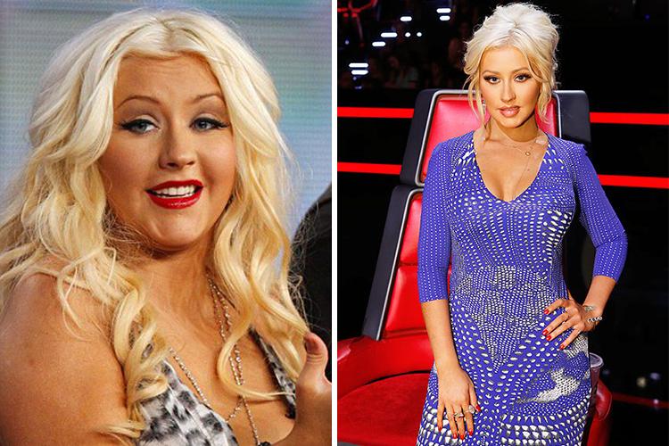 6. Christina Aguilera