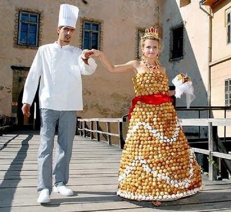 ferrero rocher dress
