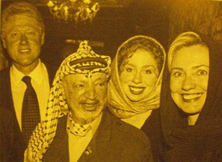 hillary and palestine