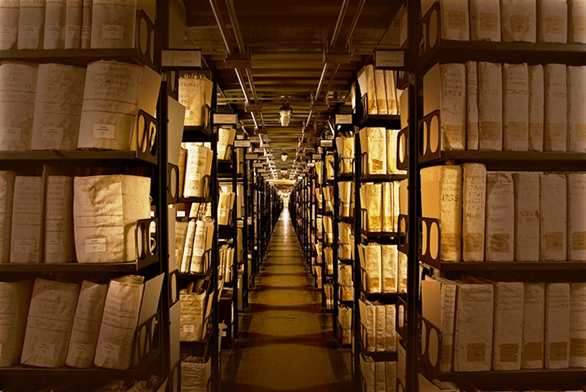 vatican secret archive