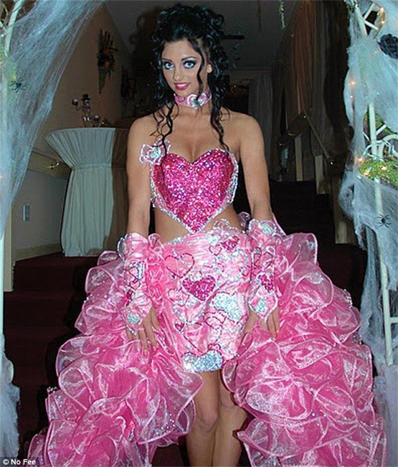wedding or prom