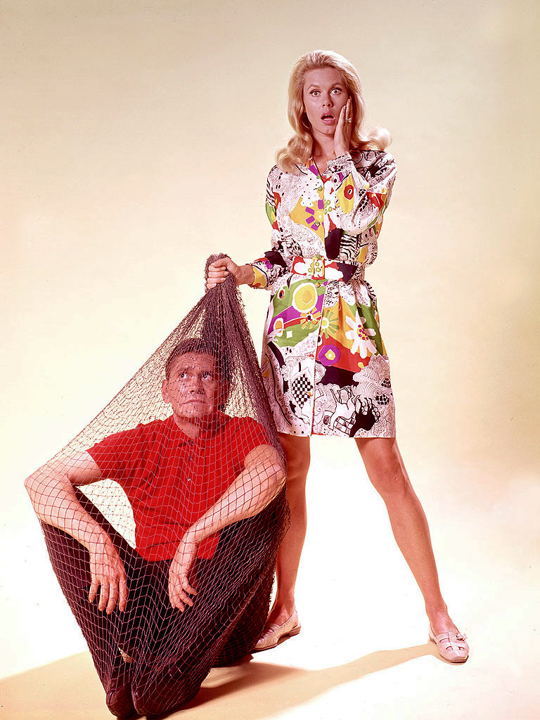 dick york bewitched