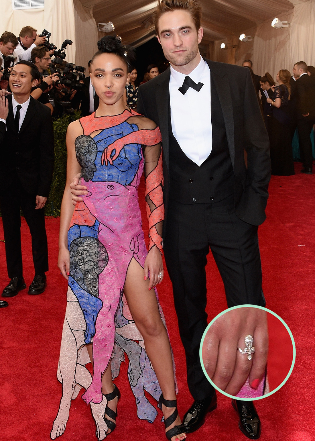 fka twigs engagement ring