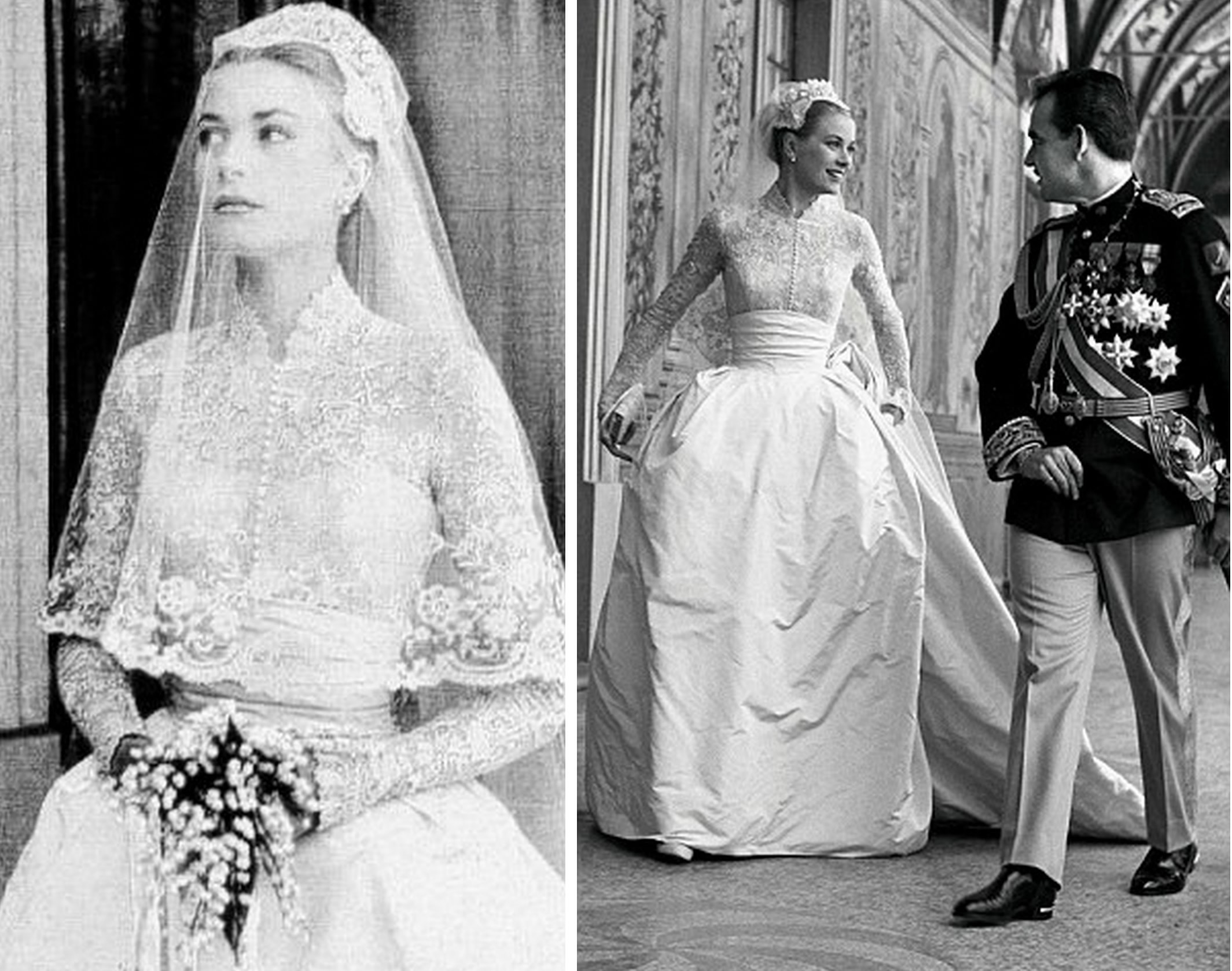 The Most Famous and Iconic Wedding Dresses Ever