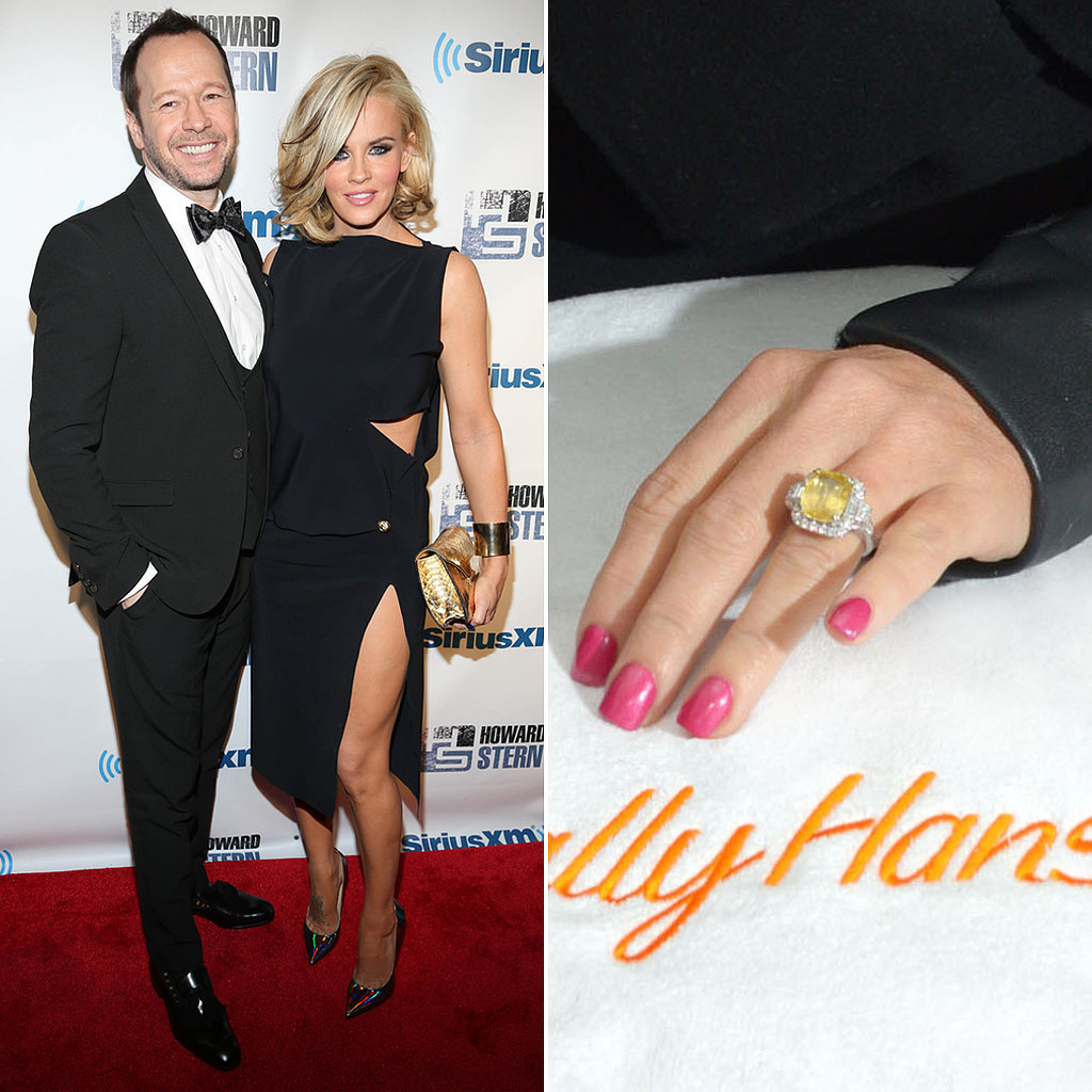 jenny mccarthy engagement rings