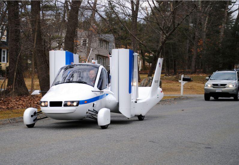 airplane car