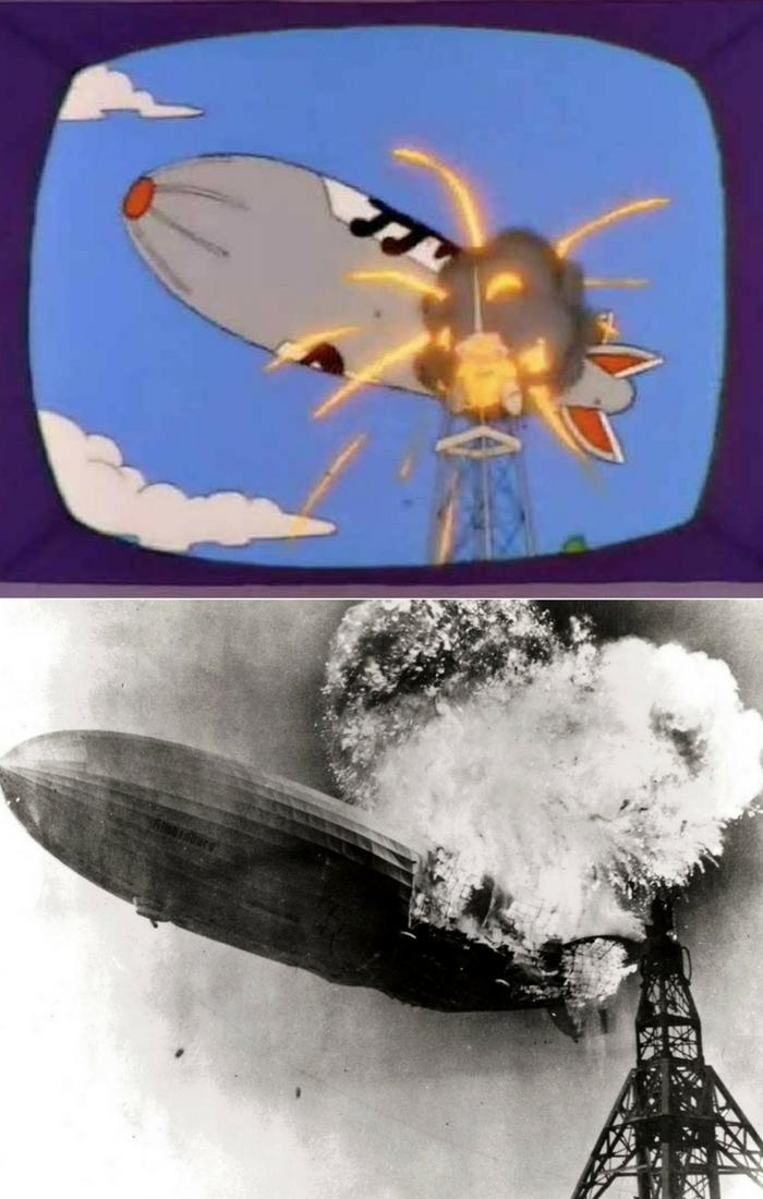 zeppelin-the-simpsons
