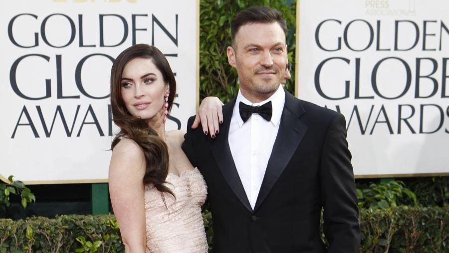 megan fox brian austin green relationship