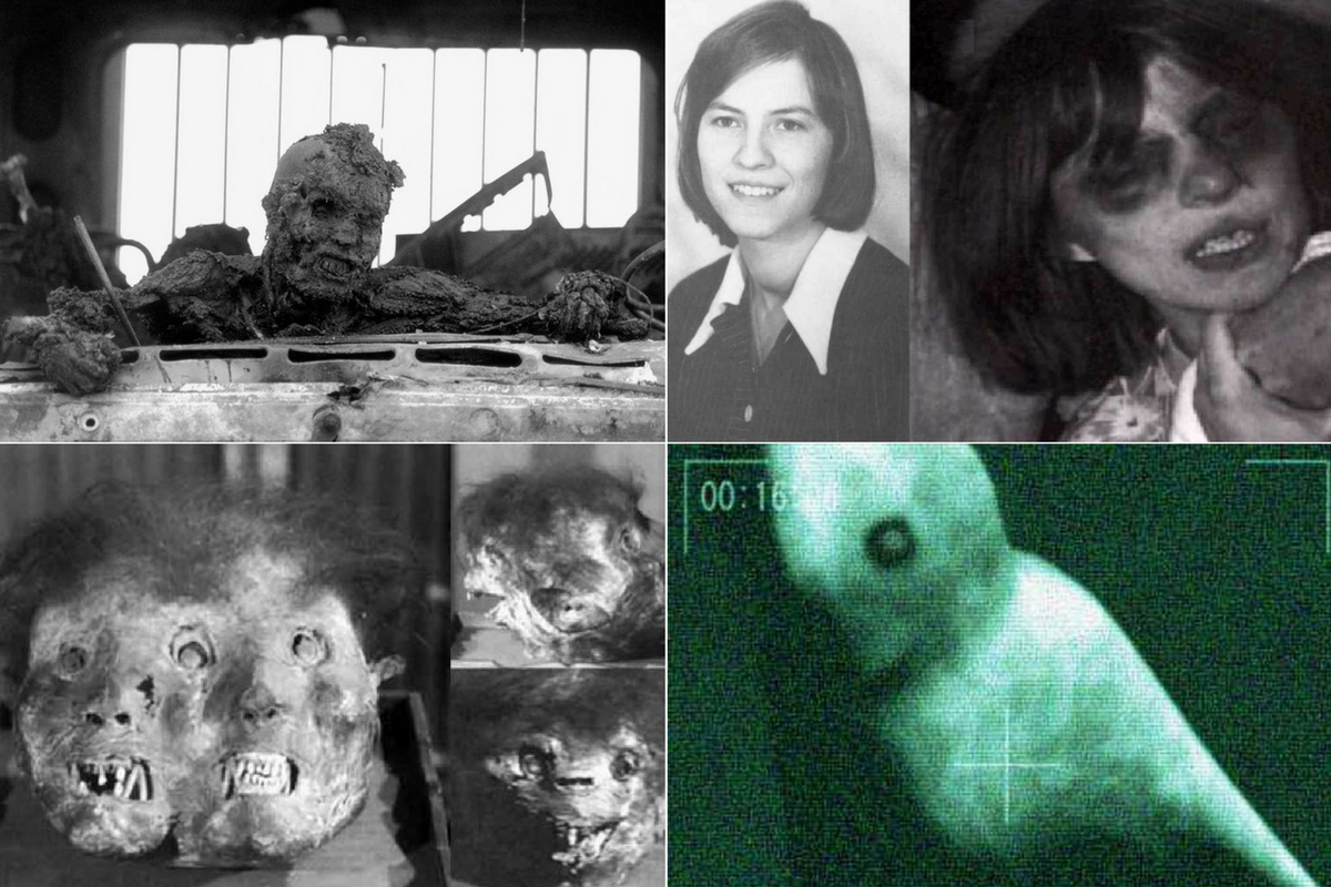 Creepy And Mysterious Photos That Will Give You Nightmares Creepy Scary