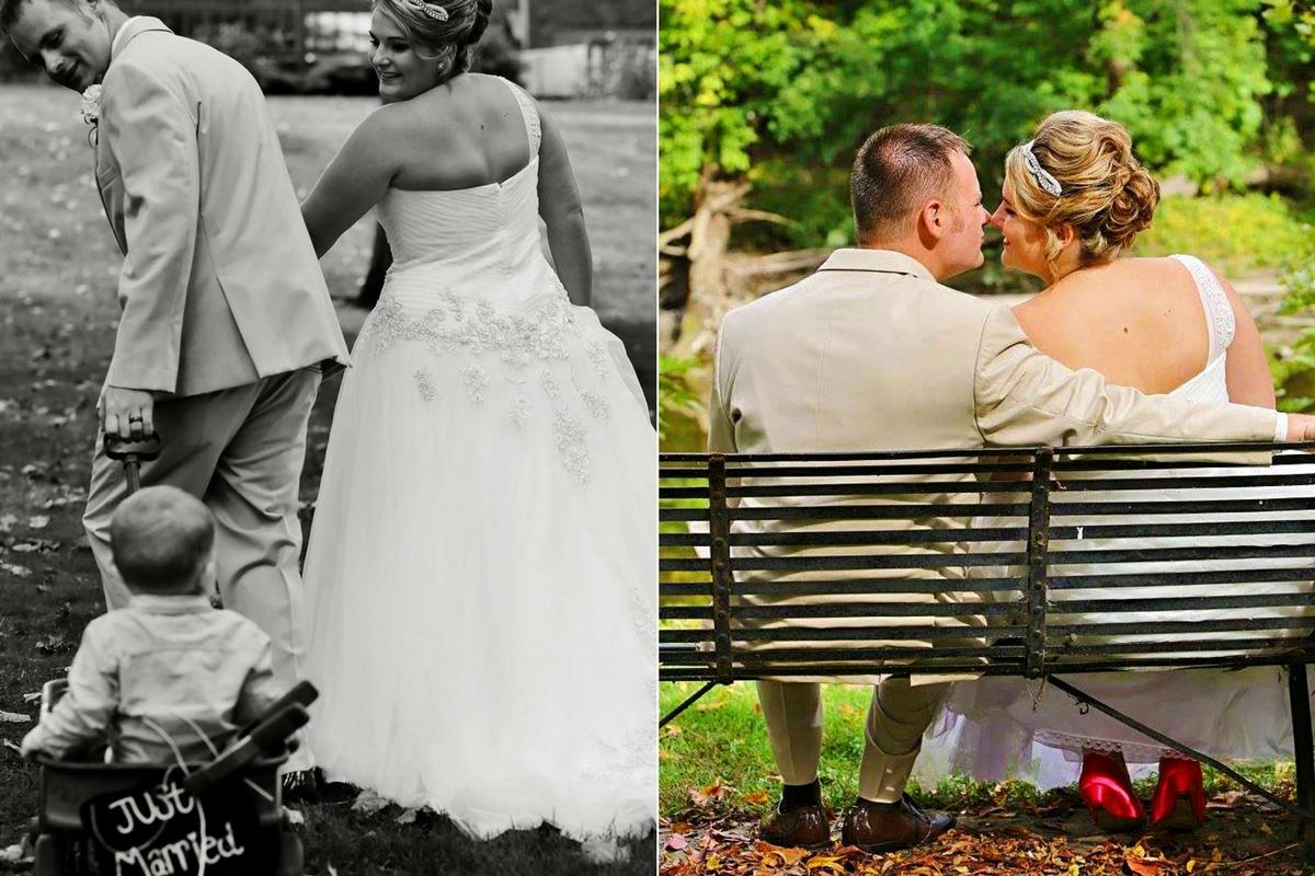 brittany peck wedding 2