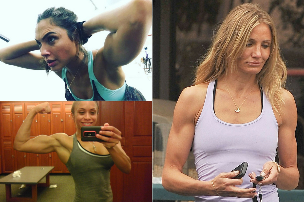 muscular-female-celebs