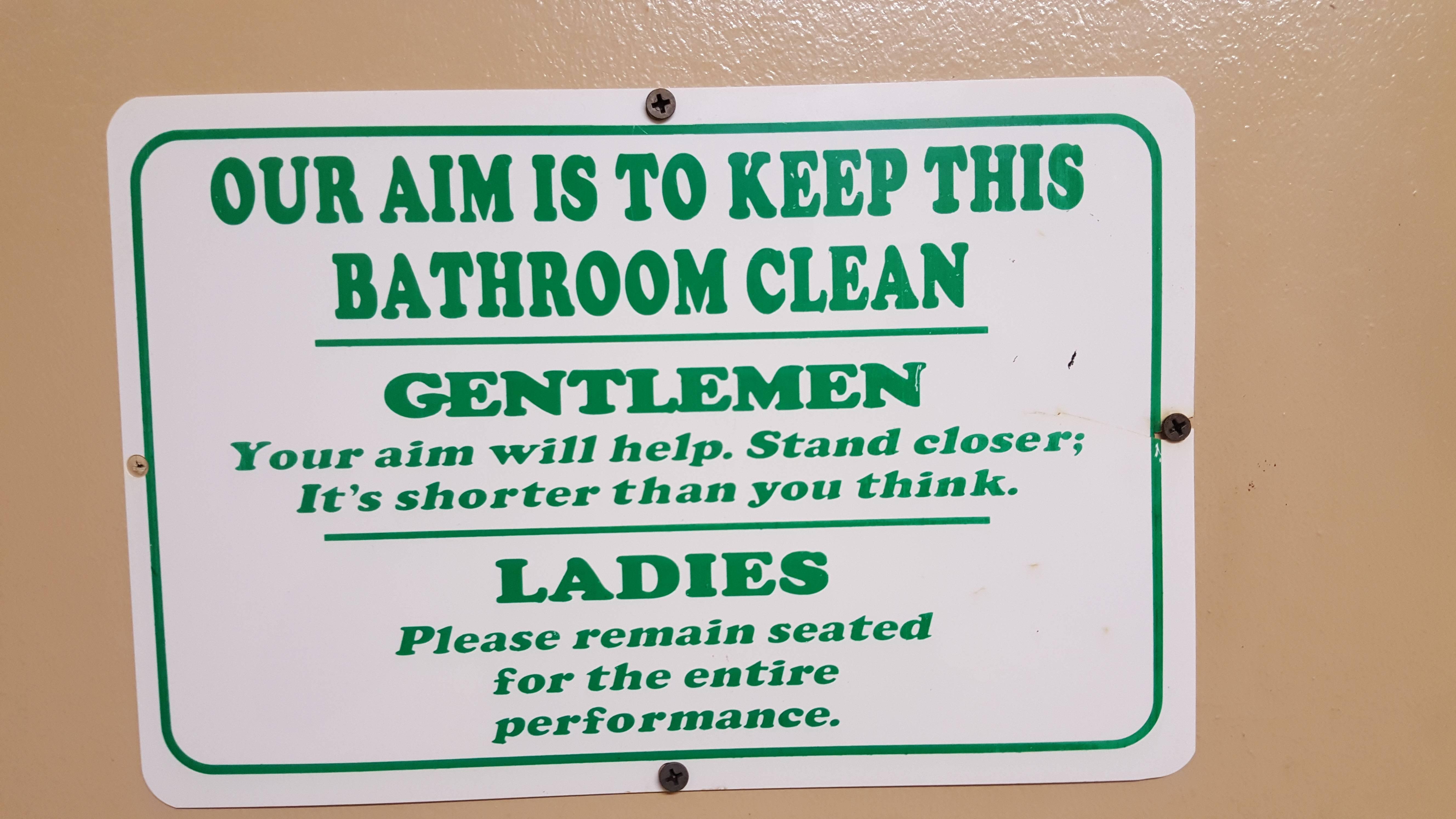 toilet-etiquette funny signs