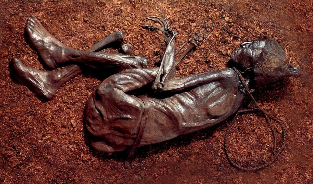 tollund man archaeologists