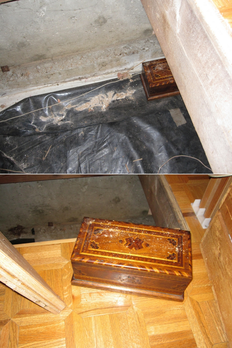 Husband and Wife Found A Secret Trap Door Inside Their House What ...