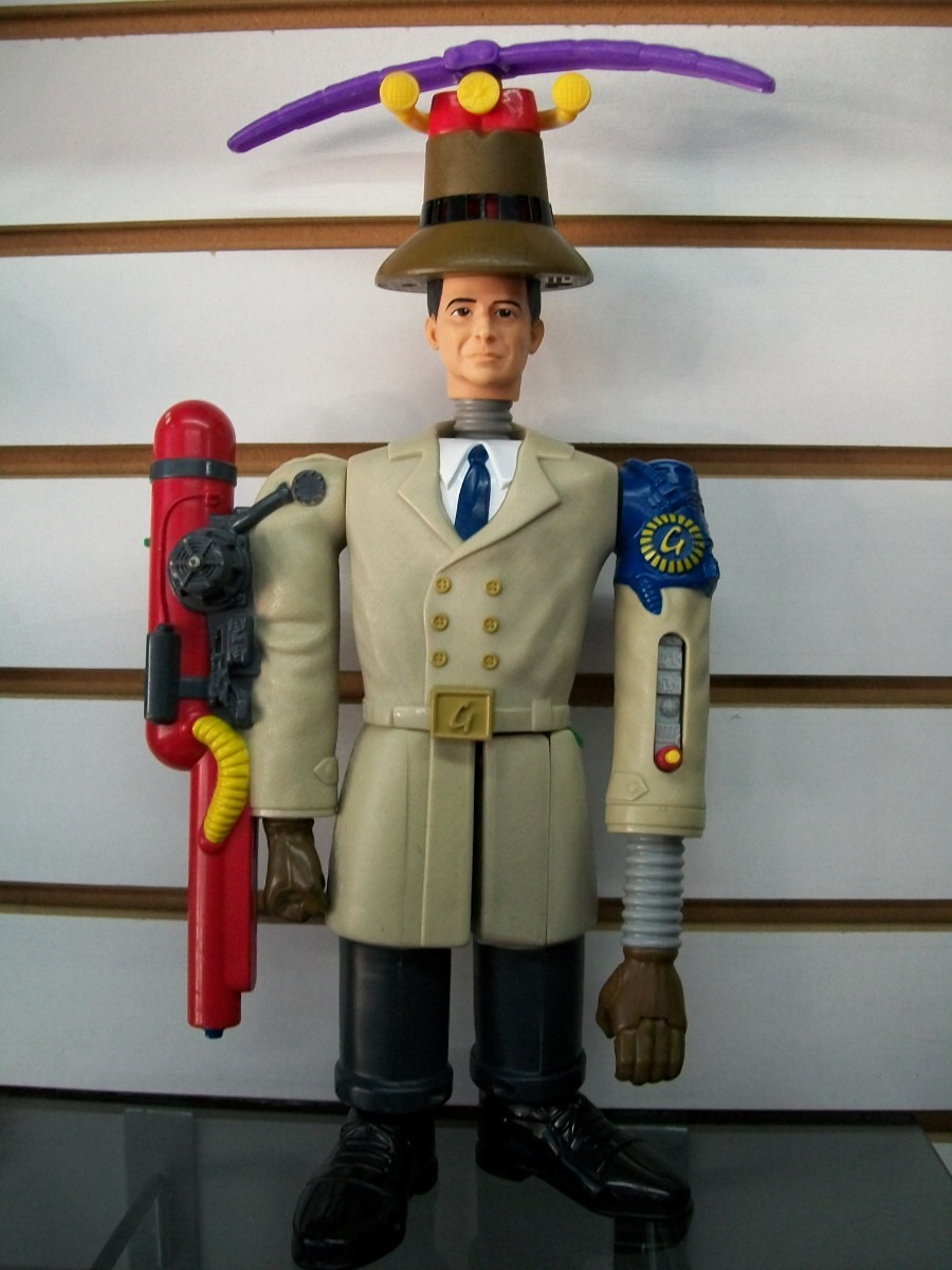 Image result for Happy Meal inspector gadget