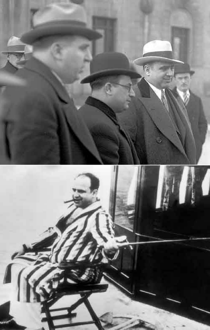 "the murders of al capone The story of the st valentine's day massacre, when al capone planned to eliminate his rival gang boss, george ""bugs"" moran."