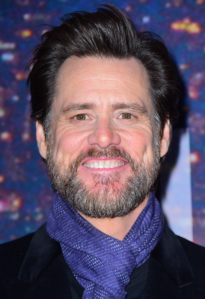 Celebs Who Struggle With Depression And Their ... Jim Carrey