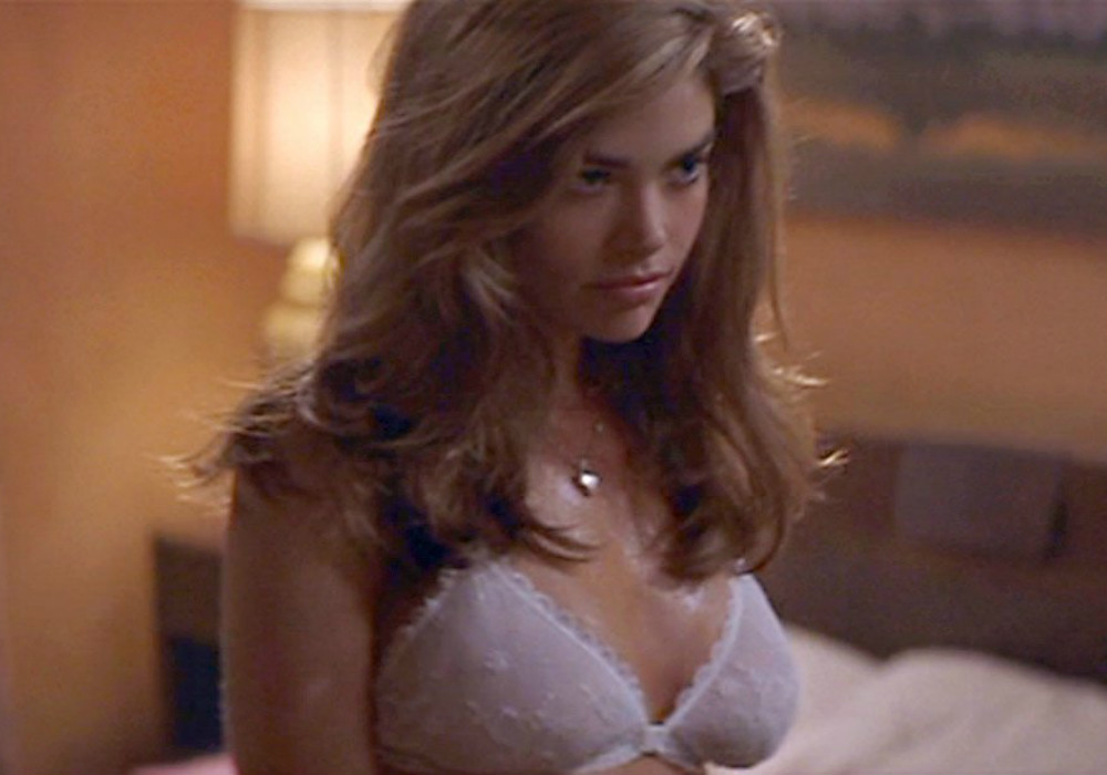 denise richards almost nude
