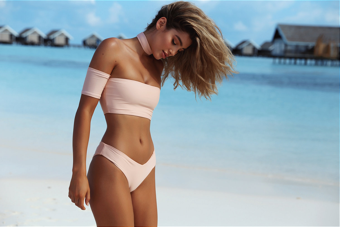New Swimsuit Brand Makes Waves By Refusing To Photoshop