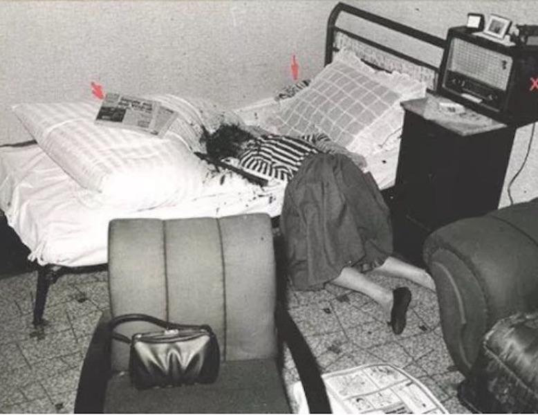 unbelievable uncensored retro crime scene photos